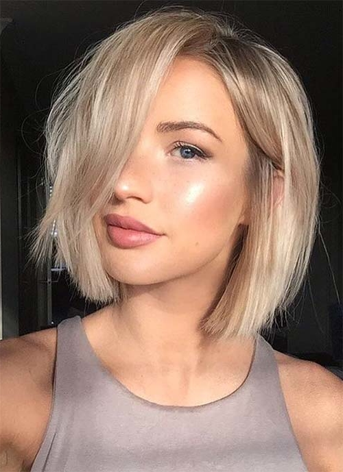 50 Short Shaved Bob Hairstyles, Pixie Cuts and Undercut Hair 2019.