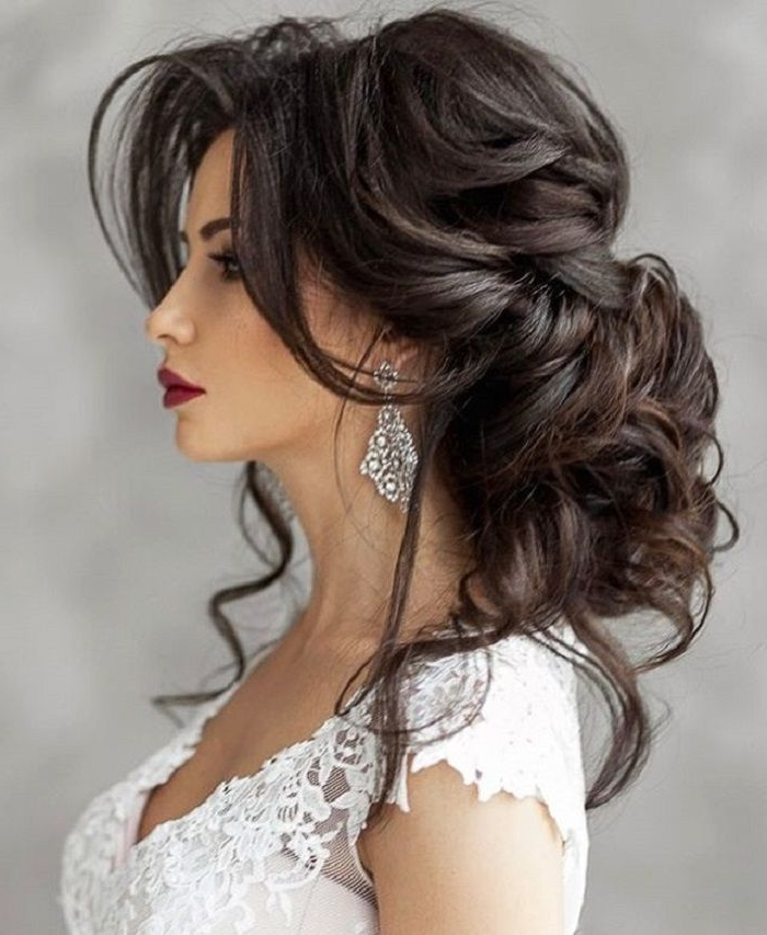 Wedding Styles: 30 Stunning Wedding Hairstyles Ideas In 2019