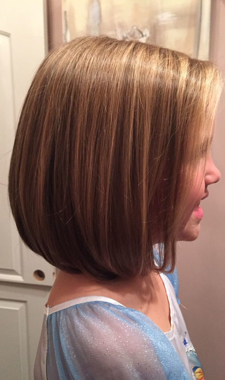 18 best bob haircuts for girls we are obsessed with - short