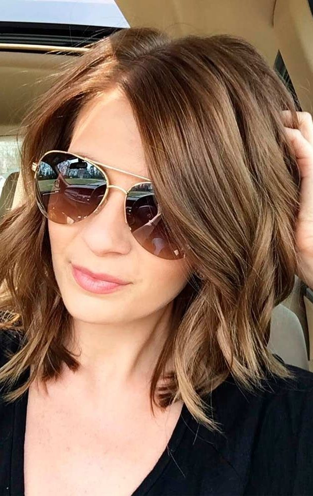 Best Hair Cuts For 2020 37 Short Choppy Layered Haircuts   Messy Bob Hairstyles Trends for