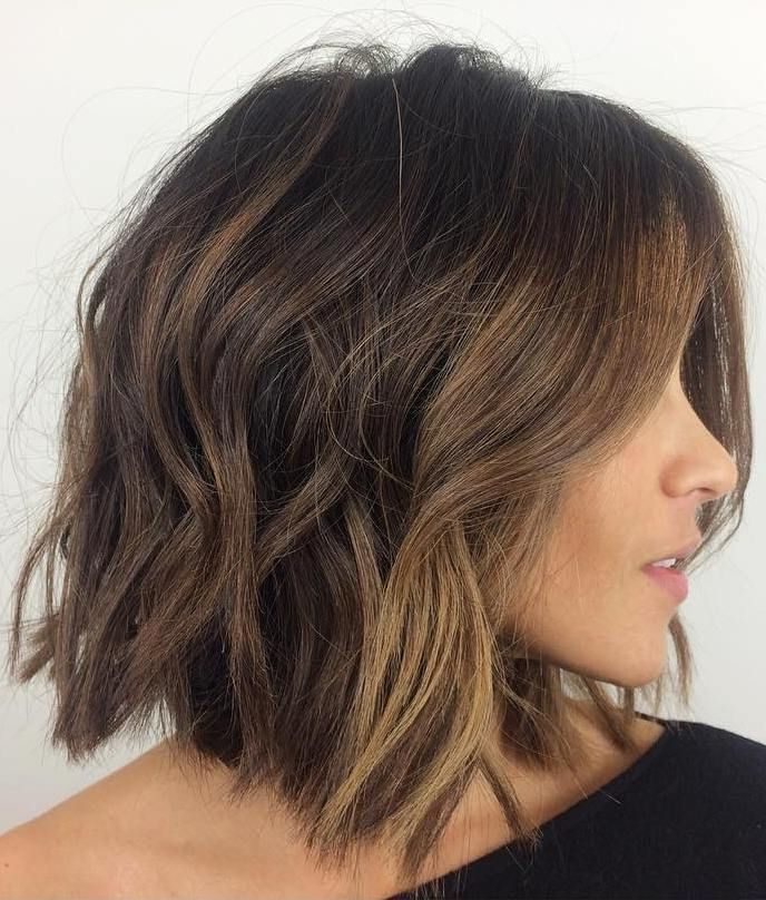 37 Short Choppy Layered Haircuts , Messy Bob Hairstyles