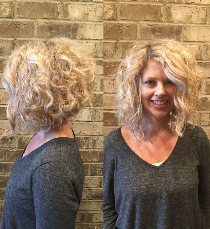Short Curly Bob Haircuts 2019