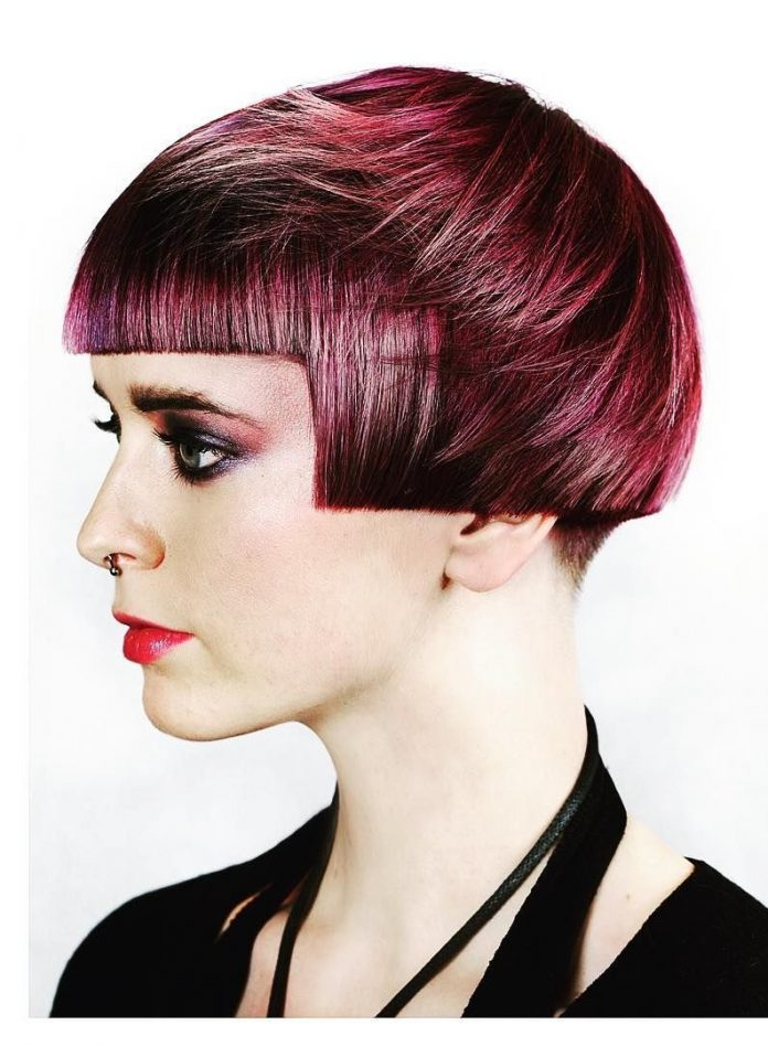 48 Trendy Short Micro Bob Cuts for Your Inspiration.